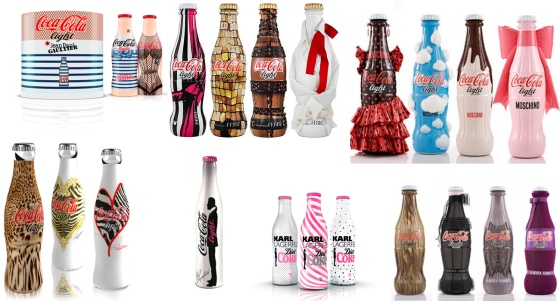 Coca Cola Light Diseñadores 1