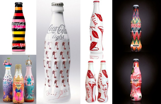 Coca Cola Light Diseñadores 2