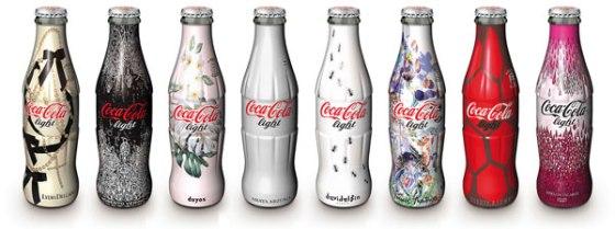 Coca Cola Light Diseñadores Españoles