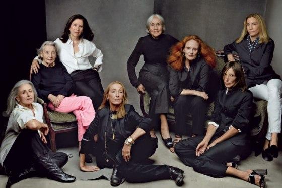 Editoras de Vogue