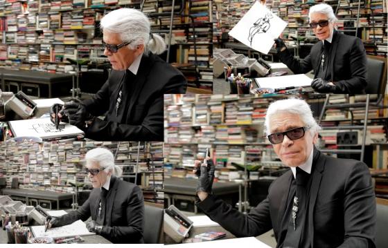 Karl se dessine 2