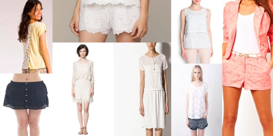 Tiendas Broderie Anglaise