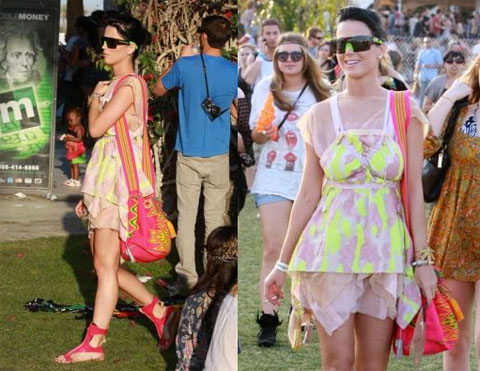 Katy Perry Wayuu Coachella '10