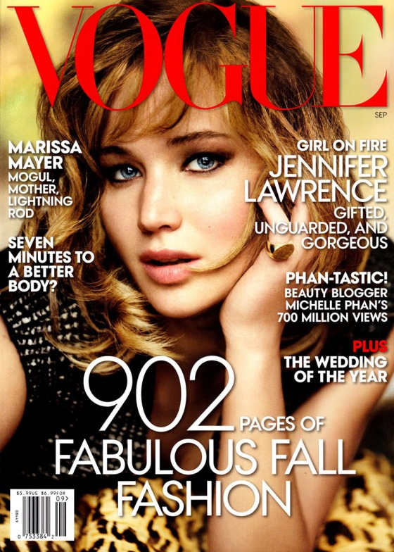 September Issue Vogue 2013
