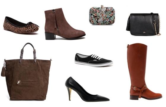 Básicos Mujer Calzado y Bolsos