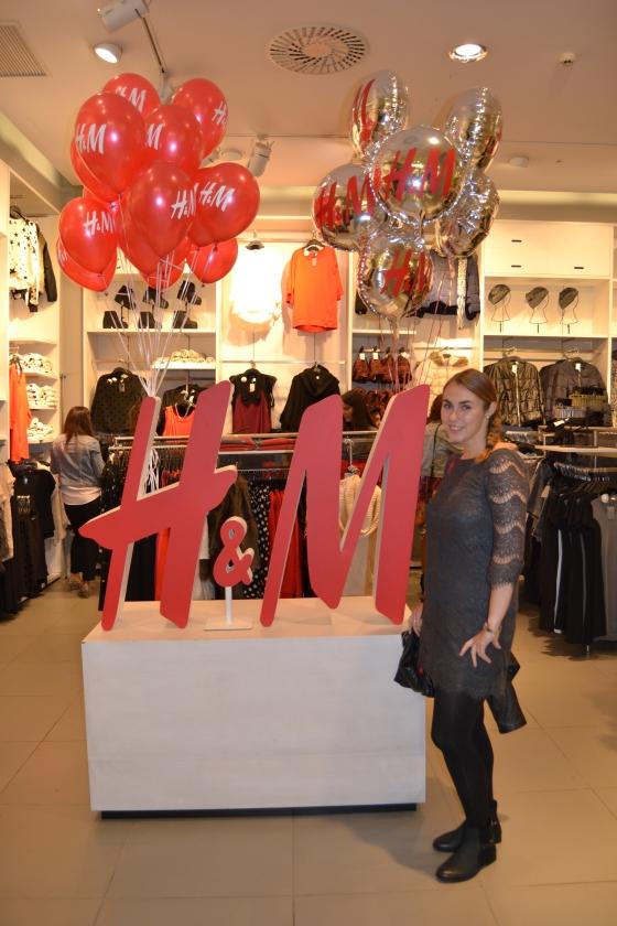 Pitimini Mademoiselle & My Trendy Sins - H&M Fashion Tour