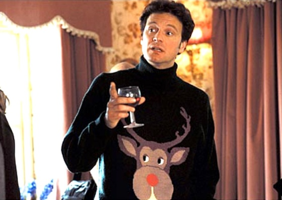 Mark Darcy Jumper