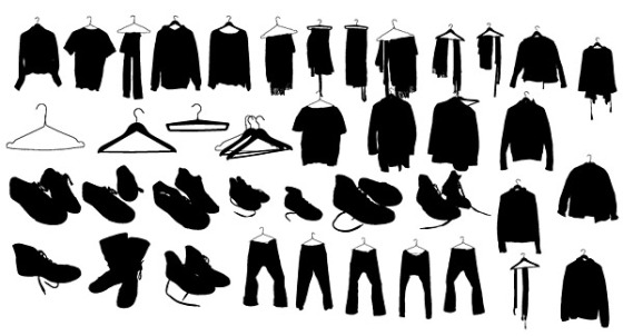 Clothes Silhoutte