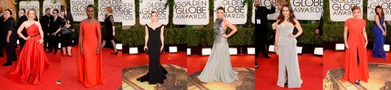Golden Globes Favoritas 2