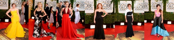 Golden Globes Peores