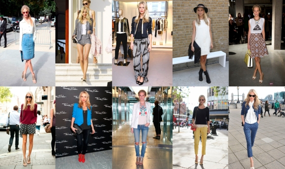 Poppy Delevingne Outfits 3