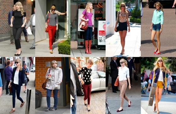 Taylor Swift Pantalones