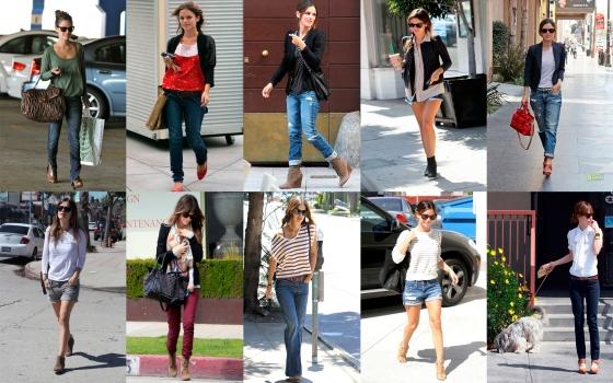 Rachel Bilson Jeans