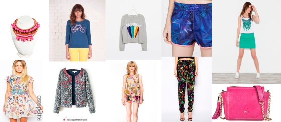 Multicolor tiendas
